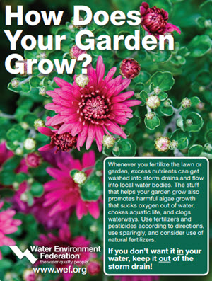 How does your garden grow ad image