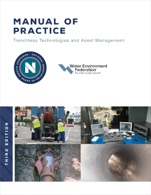 Trenchless Technology and Asset Management, Third Edition Cover