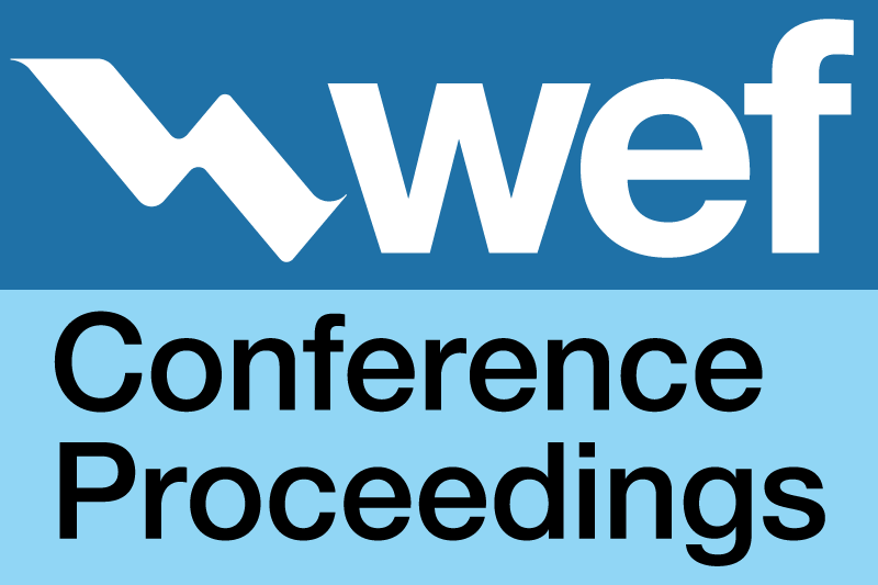 WEF Conference Proceedings logo