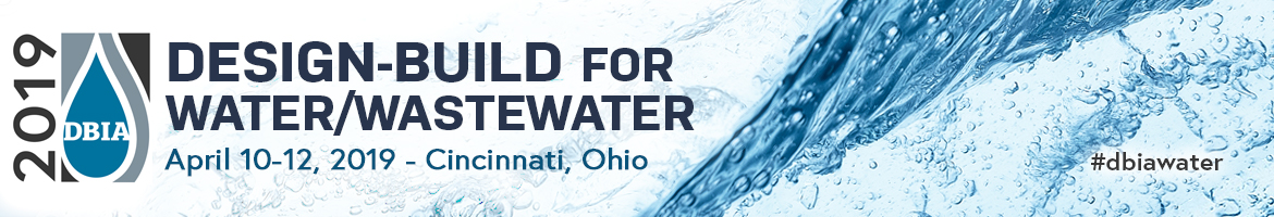 Design-Build for Water/Wastewater Conference 2019