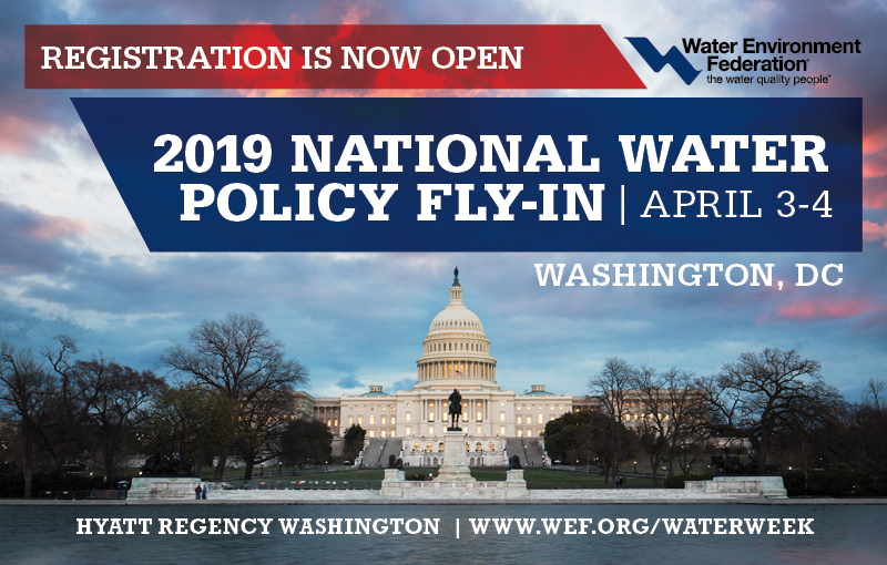 Nation Water Policy Fly-In | April 3-4, 2019 | Register